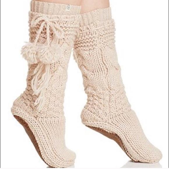 28e1ff326fa Ugg Cozy Slipper Socks 🧦 Sizes 5-7 NWT NWT